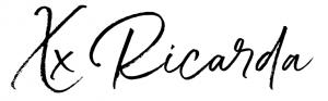 Ricarda_Signatur